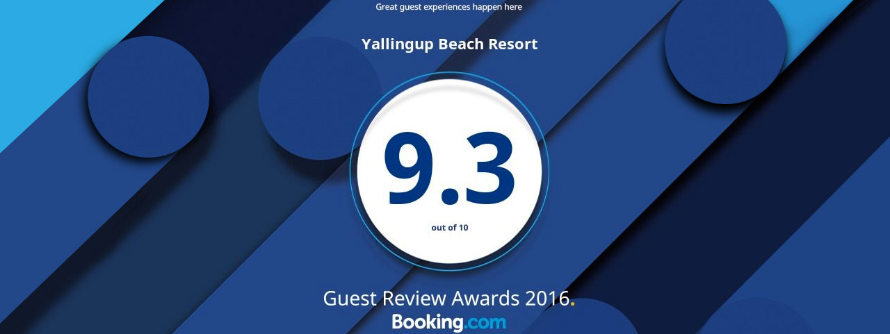 9.3 Guest Review Awards 2016