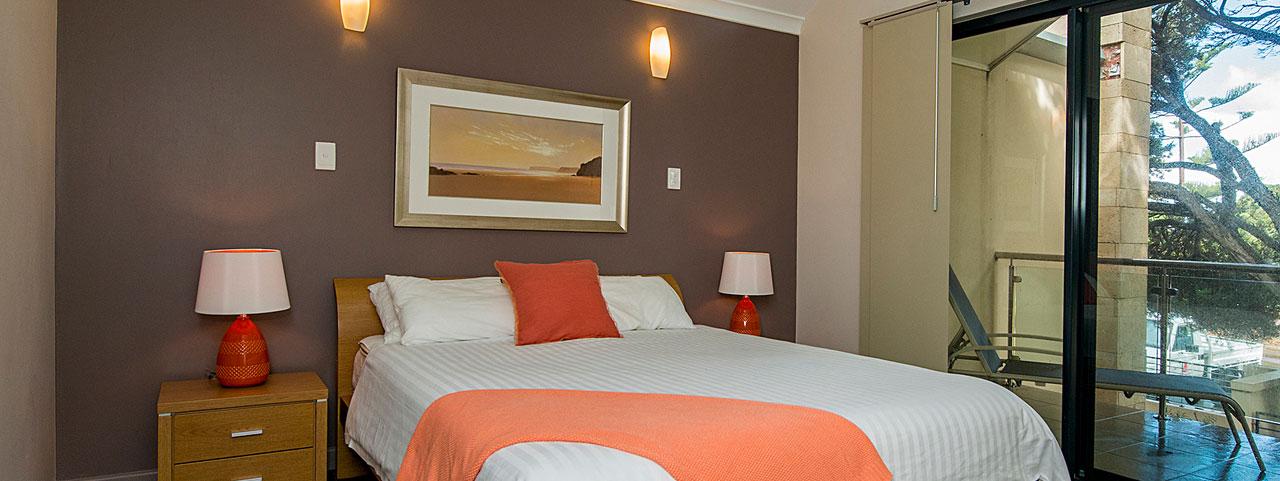 Yallingup Beach Resort Bedroom