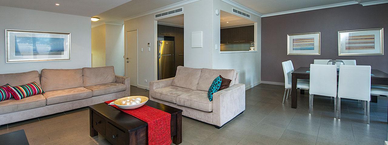 Yallingup Beach Resort Lounge